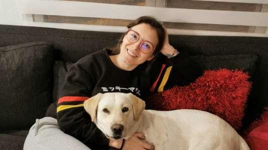 Carla Jara encontró a su hermana perdida en Tik Tok