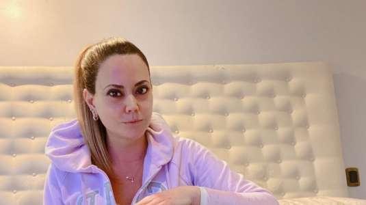 Daniella Campos debió ingresar a la UTI tras intensos dolores post operación