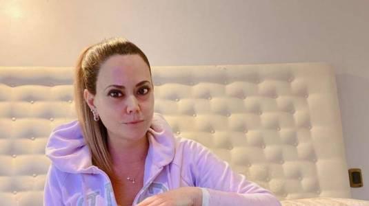 Daniella Campos comparte alentadora noticia desde la clínica
