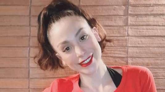 Yamna Lobos viste a la moda a su bebé para celebrar sus tres meses