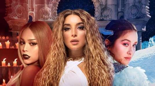 """Lola Indigo, Danna Paola y Denise Rosenthal se unen en """"Santería"""""""