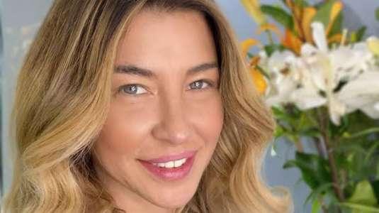 Francisca Merino luce sus 47 años con fotos de su rostro al natural