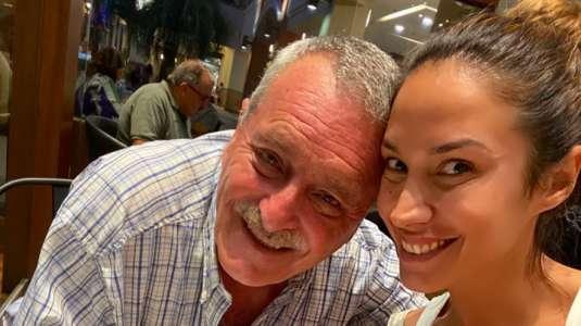 Vanesa Borghi escribe emotivo mensaje de despedida para su padre