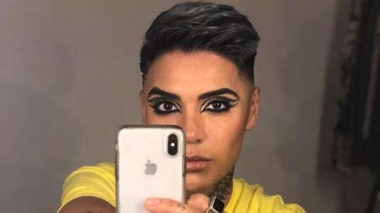 Leo Méndez Jr cambia de look y queda idéntico a su padre