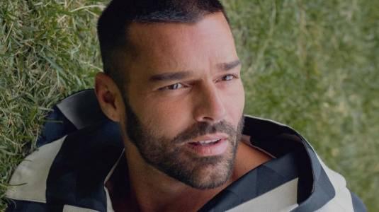¡Igualitos! Ricky Martin muestra lo grande que está su hijo