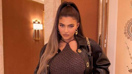 Kylie Jenner viste pura tendencia para cita de reconciliación con Travis Scott