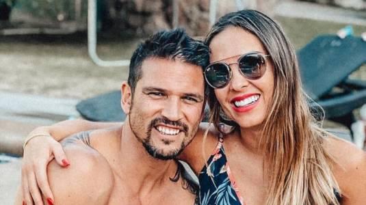 Mark González le dedica romántica publicación a Maura Rivera en su cumpleaños