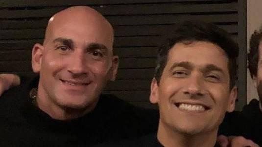 Luky Buzzio enseña el lado más desconocido de Rafa Araneda