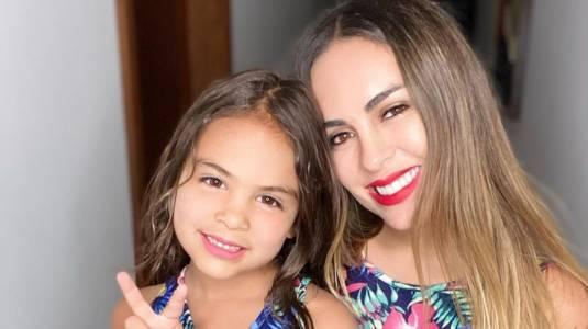 Maura Rivera comparte emotivo saludo de cumpleaños para su hija