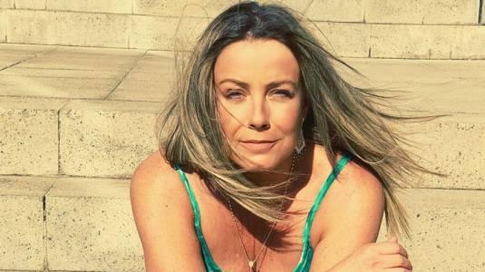 Claudia Conserva relata problema de salud que sufrió en vacaciones