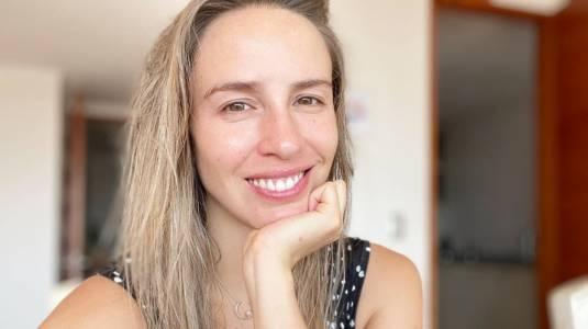 Valeria Ortega muestra los pesados comentarios de una seguidora