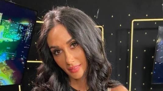 Pamela Díaz asegura que existe un parecido con Meghan Markle