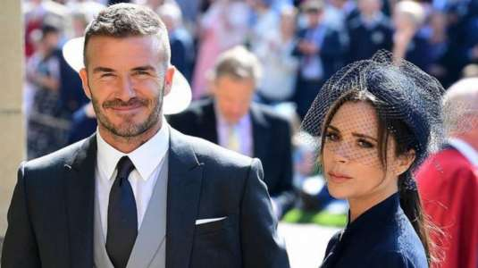 La foto con la que David Beckham inicia rumores de separación entre él y Victoria Beckham