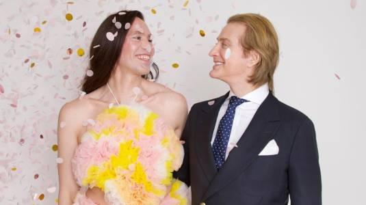 Di Mondo realiza fiesta sorpresa para su marido en Nueva York