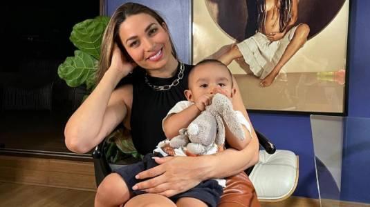 Lisandra Silva muestra su cambio físico a casi 10 meses de ser mamá