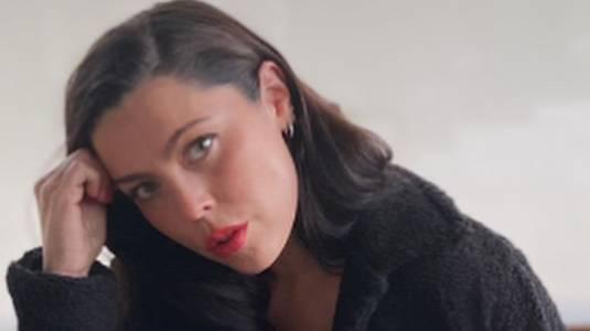 La sexy foto del recuerdo de Daniela Aránguiz