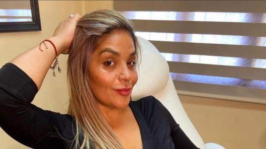 Kathy Orellana sorprendió con radical cambio de look