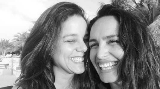 Francisca Alegría y su romántico mensaje a Fernanda Urrejola en el Día del Orgullo