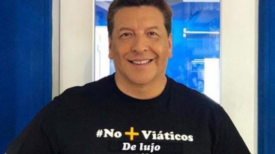 JC Rodríguez deja en evidencia lo grande que está su hijo junto a Fran García Huidobro