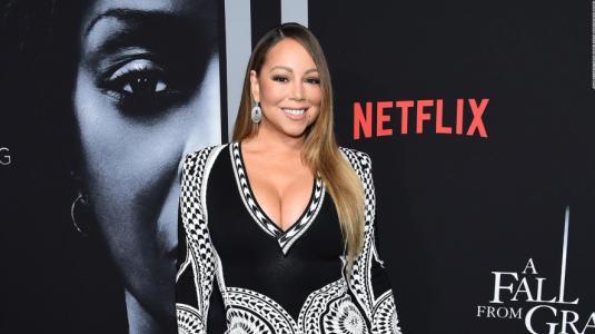 Mariah Carey celebra sus 50 años en aislamiento y con selfie sin maquillaje
