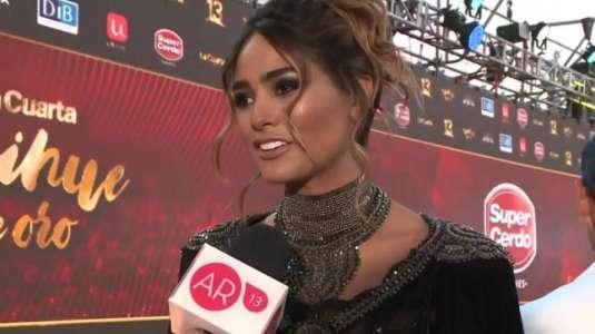 Camila Recabarren habla del momento más duro que vivió este año