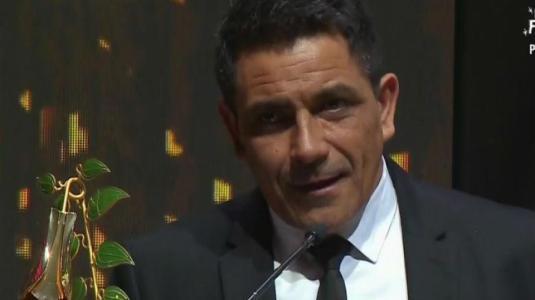 """Pablo Macaya se corona como """"mejor actor"""" en el Copihue de Oro 2018"""