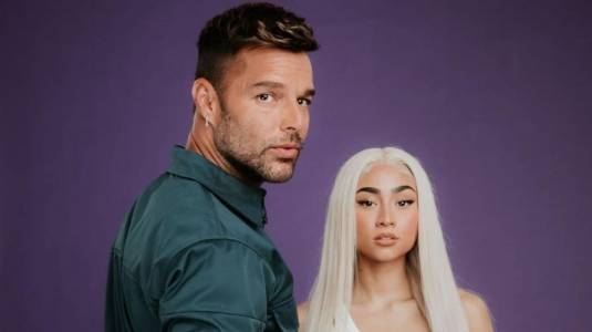 Paloma Mami y Ricky Martin sacan risas con difícil TikTok