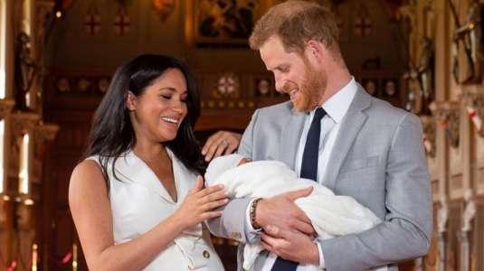 Meghan Markle y el Príncipe Harry criarán a su hijo feminista