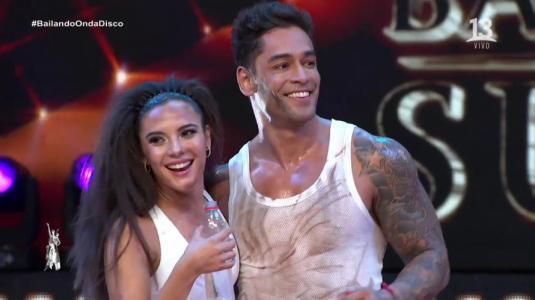 """Thiago Cunha asegura que son """"solo compañeros de baile"""" con Chantal Gayoso"""