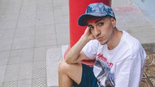 """Freestyler chileno Martín Acertijo publica su primer EP """"Joven Nygma"""""""