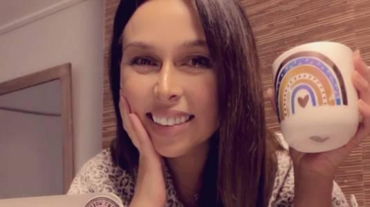 Joyce Castiblanco presume su figura tras ser madre nuevamente