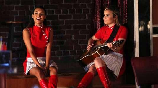 Demi Lovato compartió emotivo mensaje a Naya Rivera tras su muerte