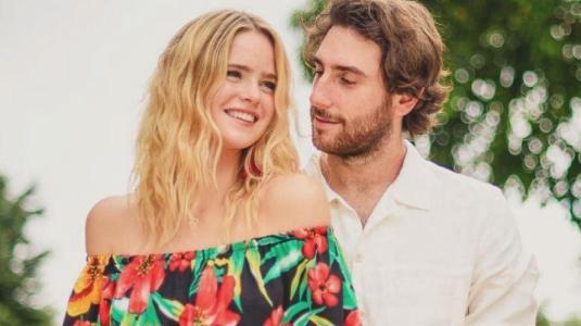 Inna Moll y su novio terminaron tras dos años de relación