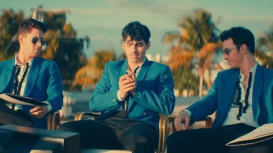 """""""Cool"""", la nueva canción de los Jonas Brothers que revolucionó las redes"""