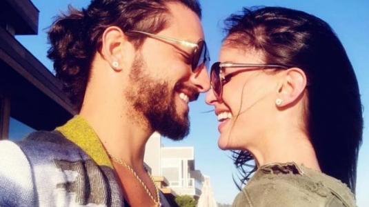 Maluma y Natalia Barulich celebran dos años de relación