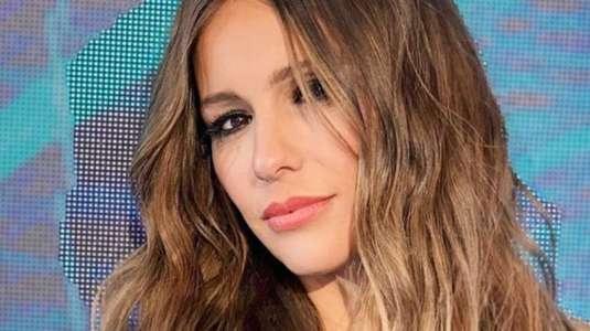 """""""Pampita"""" enfurece en vivo con periodista argentina"""