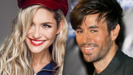 Kenita Larraín revela que tuvo fugaz romance con Enrique Iglesias