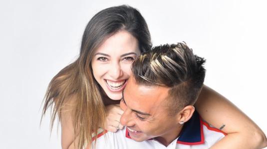 """Daniela Colett y Eduardo Vargas se unen a divertido """"challenge"""""""