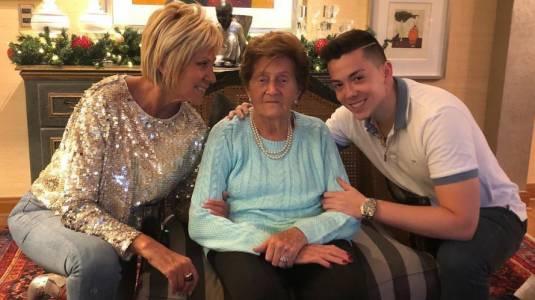Desclasifican por qué Nano Calderón no fue al funeral de su abuela