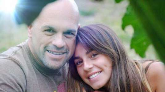 Hija de René O'Ryan conmueve con video junto a su padre