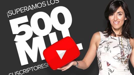 Canal 13 alcanza 500 mil suscriptores en su canal de Youtube