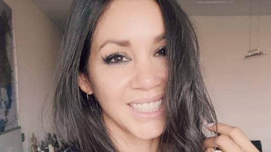Mariuxi Domínguez publica foto llorando en redes sociales