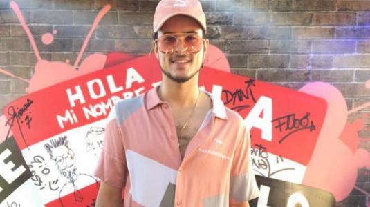 Augusto Schuster desató la locura de sus fans en Lollapalooza