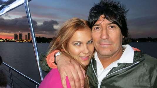 Familia de Iván Zamorano por fin se reencuentra tras pandemia