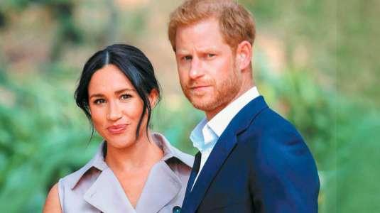 Meghan Markle y el príncipe Harry viven en lujosa mansión: tiene 8 piezas y 12 baños