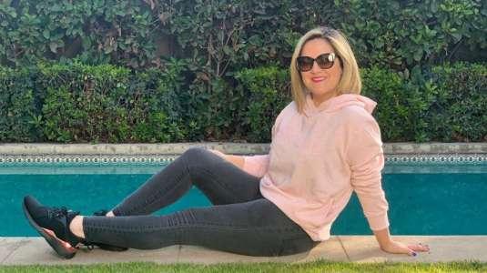 Michelle Adam revela cómo pasa la cuarentena con sus hijos