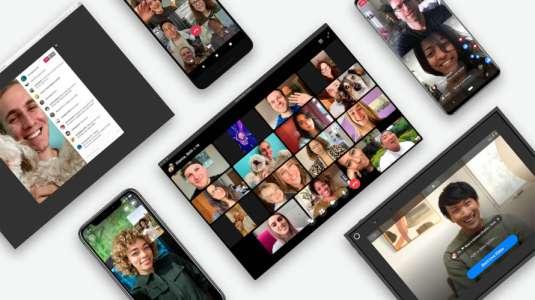 Messenger Rooms: así puedes hacer videollamadas de 50 personas en el computador y en el teléfono