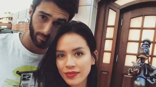 El romántico mensaje que Angie Alvarado le dedicó a su pololo