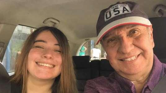Hija de Patricio Frez recuerda la última vez que vio a su papá