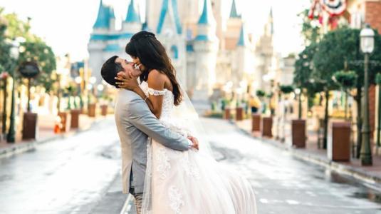 Disney lanzará colección de vestidos de novia inspirados en sus princesas